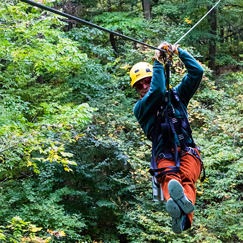 Common Ground Canopy Tours Career Opportunity